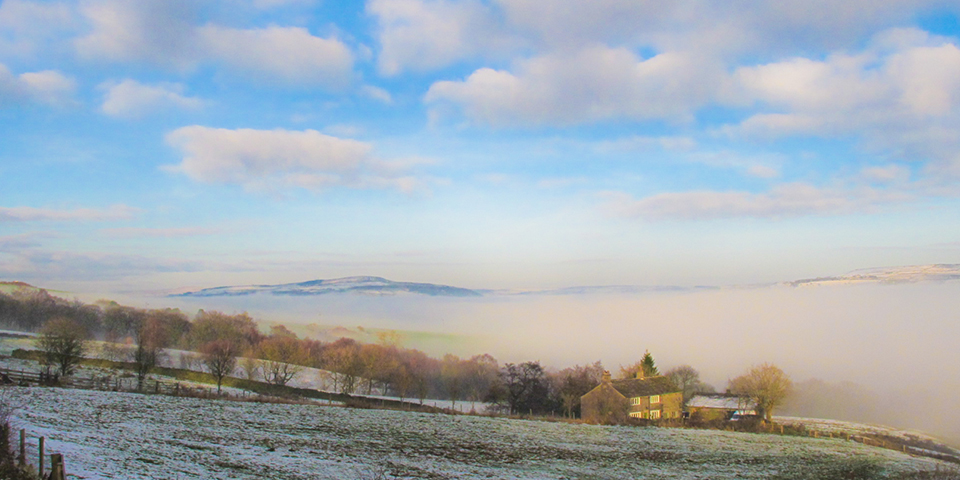 Another Image of the Beautiful Helmshore Valley
